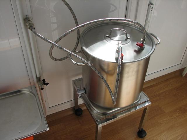 Пивоварня своими руками с тэном