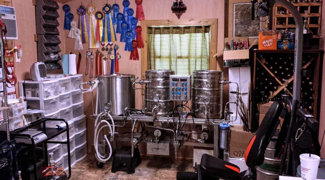 Пивоварня домашняя как охлаждать сделать самогонный аппарат из ведра